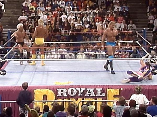 (Photo courtesy of WWE Network)