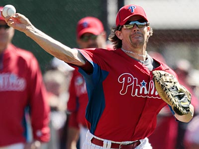 Tuffy Gosewisch is one of eight players to receive a spring training invitation from the Phillies. (Eric Gay/AP Photo)