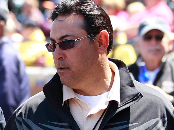 Phillies general manager Ruben Amaro Jr. (Carlos Osorio/AP)