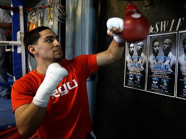 Danny Garcia. (Matt Rourke/AP file photo)