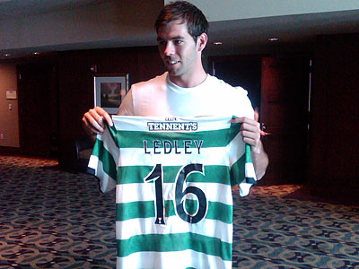 New signing Joe Ledley is one of the top players on Celtic´s roster. (Jonathan Tannenwald/Philly.com)