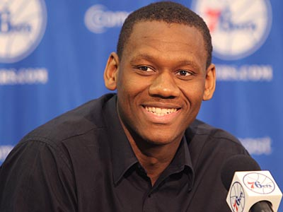 Lavoy Allen was recently No. 500 in a list of the NBA´s best and worst players. (Charles Fox/Staff Photographer)