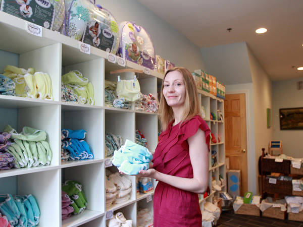 First Pics: Cloth, a natural baby store, opens at 1605 E. Passyunk