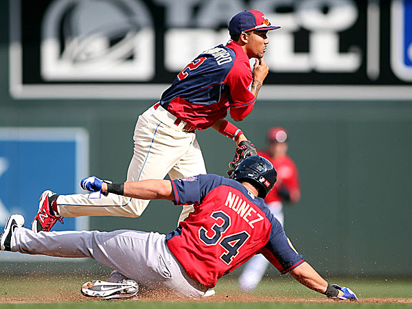 Phillies prospect J.P. Crawford. (Jerry Lai/USA TODAY Sports)