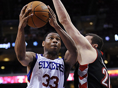 Sixers guard Willie Green has been traded to the Hornets. (AP file photo / Michael Perez)