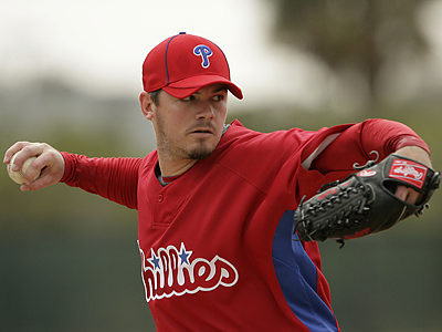 The Phillies have activated Chad Durbin from the disabled list. (Yong Kim / Staff Photographer)