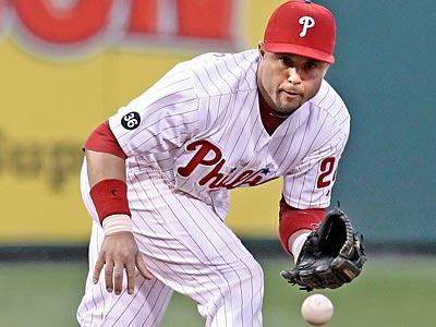 Placido Polanco should return to the Phillies´ lineup on Saturday against the Cubs. (Steven M. Falk / Staff File Photo)
