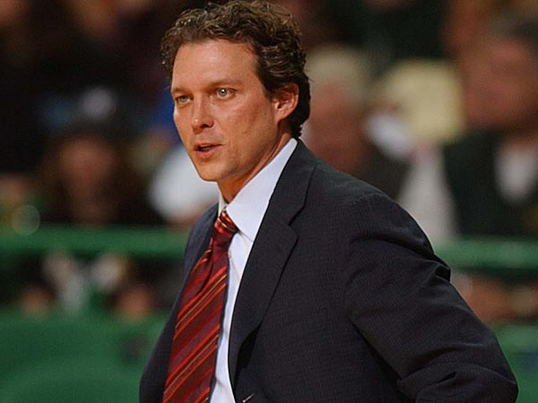 Atlanta Hawks assistant Quin Synder. (Rod Aydelotte/AP file photo)