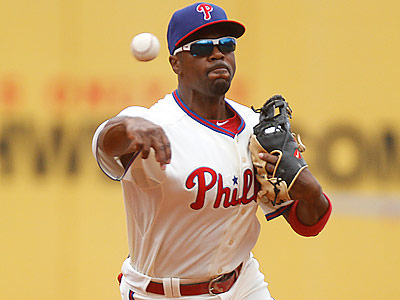Jimmy Rollins has agreed to a deal with the Phillies. (David Swanson/Staff file photo)