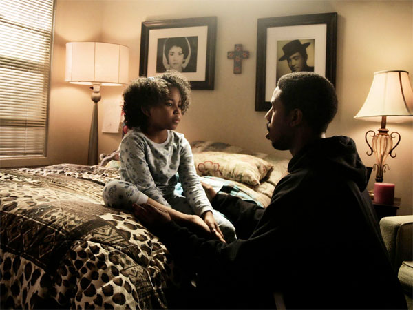 "Ariana Neal and Michael B. Jordan star in ""Fruitvale Station."""