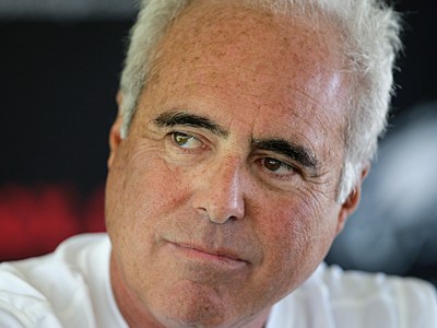 Eagles Chief Executive Officer Jeffrey Lurie listens to a question during a news conference. (David Maialetti / Staff file photo)