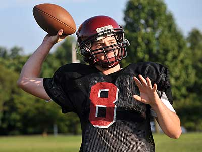St. Joseph´s Prep quarterback Skyler Mornhinweg will commit to Penn State. (Sharon Gekoski-Kimmel/Staff Photographer)