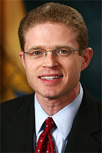 New Jersey State Comptroller Matthew Boxer.