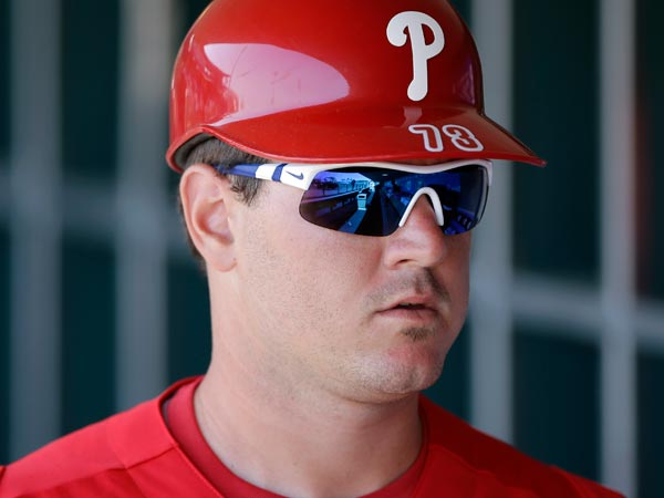 Phillies prospect Tommy Joseph. (Matt Slocum/AP file)