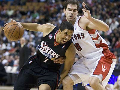 Point guard Andre Miller has signed a deal with the Portland Trailblazers. (AP)