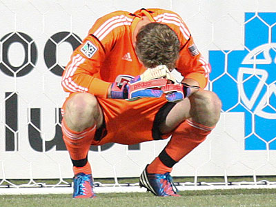 Zac MacMath´s early struggles were a major reason why the Union had a poor start to the season. (Steven M. Falk/Staff file photo)