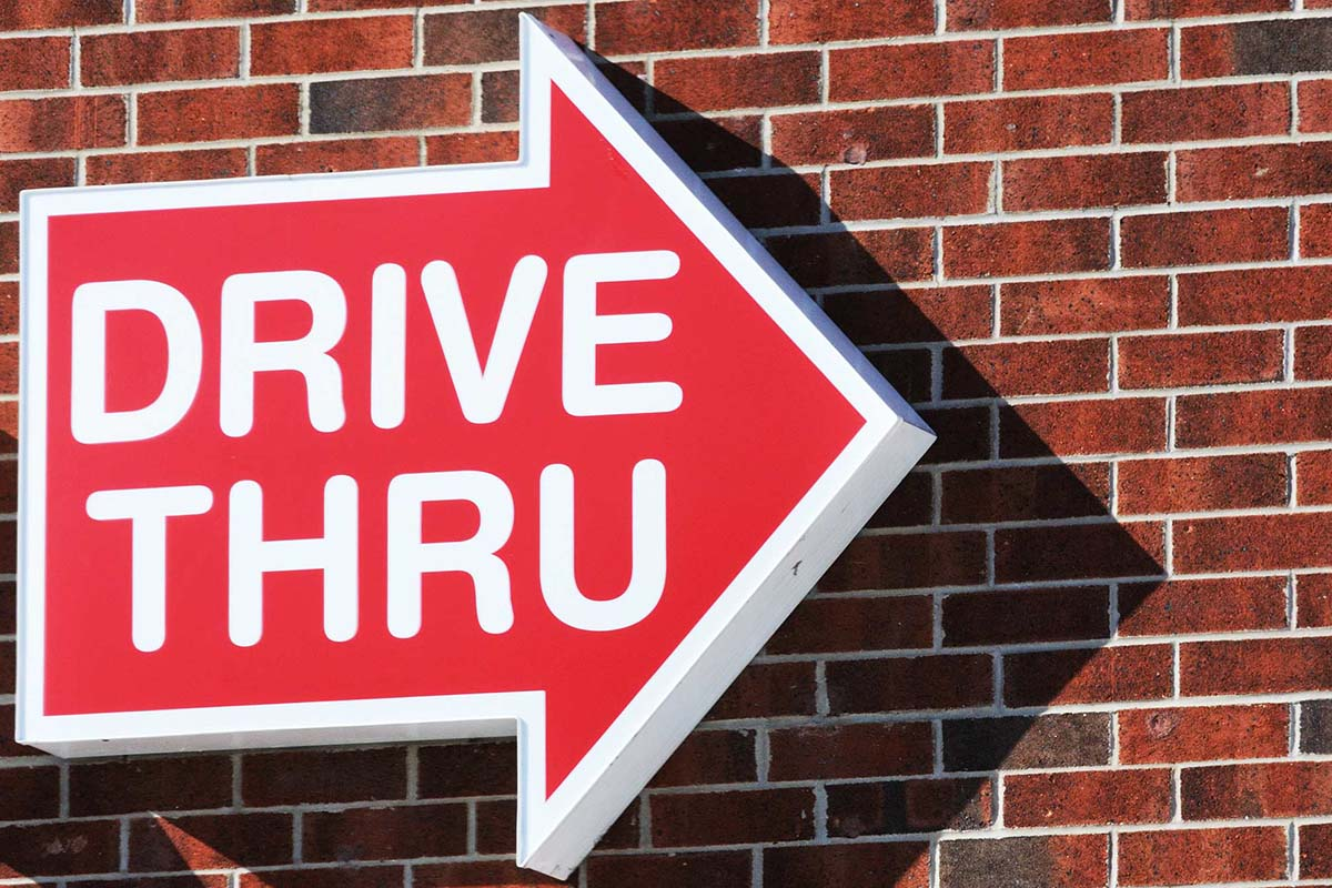 Where To Find A Free Bite On National Drive Thru Day 2016