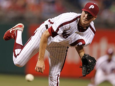 Phillies pitcher Ryan Madson picked up his first save since June 12. (Ron Cortes/Staff Photographer)