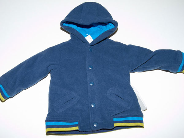 Macy's recalled the jackets because the snaps on the jackets can come off, posing a choking hazard. (Photo from cpsc.gov)