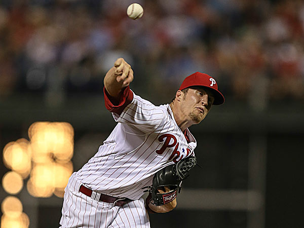 Phillies relief pitcher Ken Giles. (Steven M. Falk/Staff Photographer)