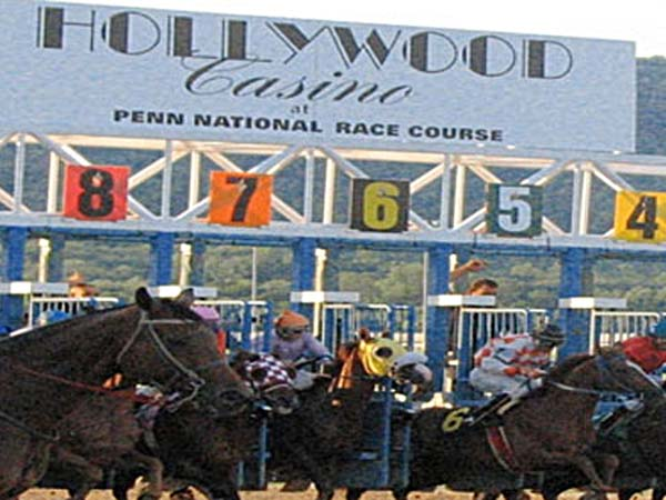 File photo: Penn National Race Course website.