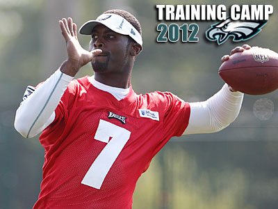 Will Michael Vick be more like the quarterback fans saw in 2010? (Yong Kim/Staff Photographer)