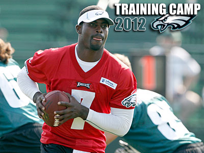 What kind of season will Michael Vick have? (Yong Kim/Staff Photographer)