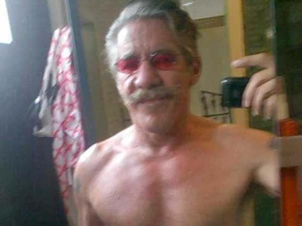 Yup, we got the picture, Geraldo.