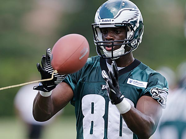 Eagles wide receiver Ifeanyi Momah. (Matt Rourke/AP file photo)