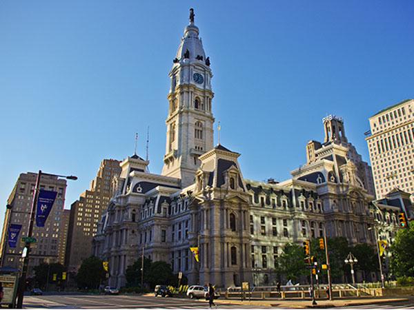 City Hall in Philadelphia. (Photo courtesy of Wikimedia Commons)