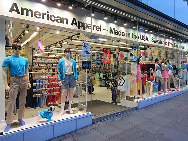 Colleen Brown is the first ever woman to be named to the board of embattled retail clothier American Apparel. (Marek Slusarczyk/iStock)