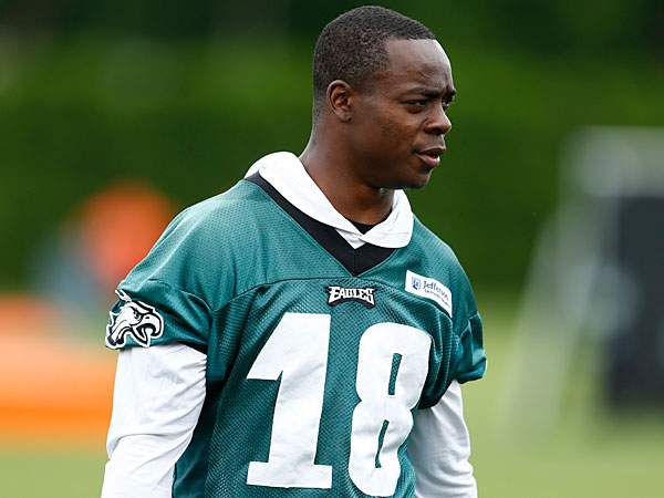 Eagles wide receiver Jeremy Maclin. (Matt Rourke/AP)