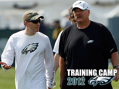 The Eagles veterans report to training camp this afternoon. (Yong Kim/Staff Photographer)