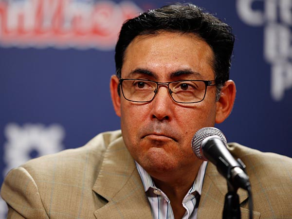 Phillies general manager Ruben Amaro. (Matt Slocum/AP)