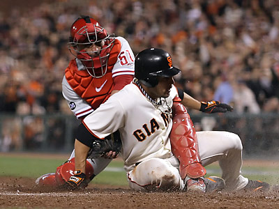 The Phillies and Giants meet tonight for the first time since last year´s NLCS. (Yong Kim/Staff file photo)