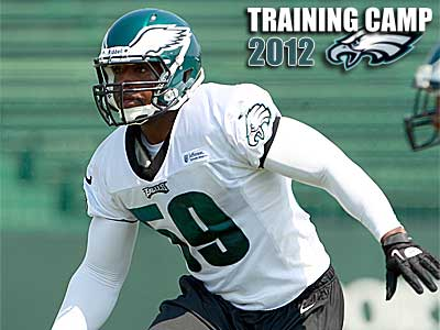 How will DeMeco Ryans perform in his first game as an Eagle? (Yong Kim/Staff Photographer)