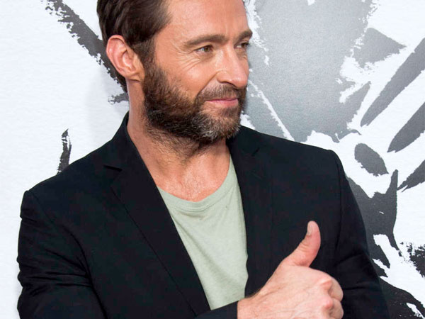 Hugh Jackman had an expensive birthday party-- for a good cause.