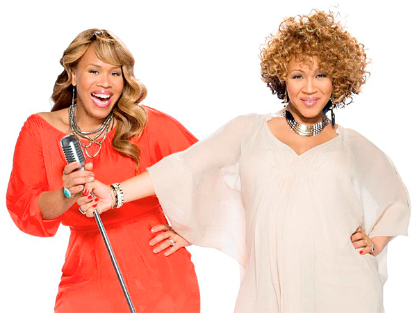 Inspirational gospel artists Mary Mary perform at the Dell Music Center on Friday. (Columbia Records)