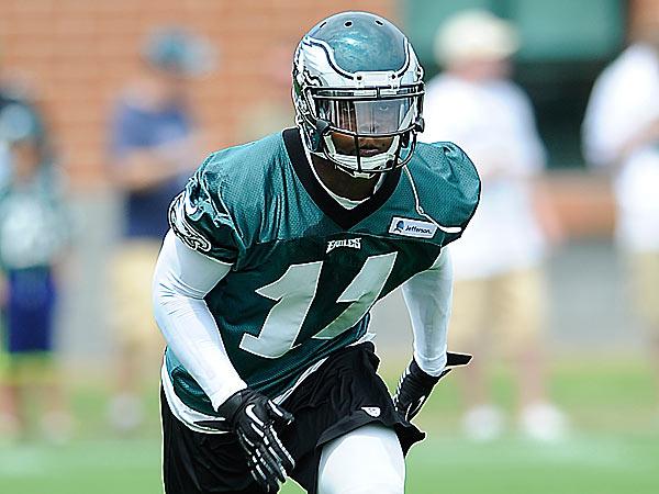 Eagles wide receiver Josh Huff. (Michael Perez/AP)
