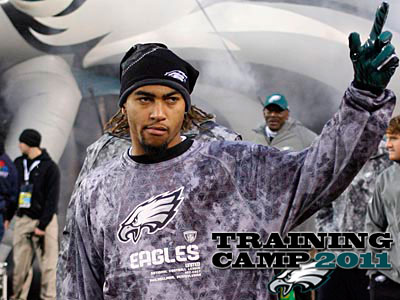 DeSean Jackson will report to training camp either Monday or Tuesday, according to a report. (Yong Kim/Staff file photo)