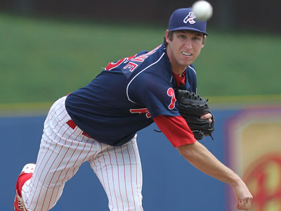 Jonathan Pettibone will make his debut with Lehigh Valley Monday in Syracuse. (Michael Bryant/Staff Photographer)