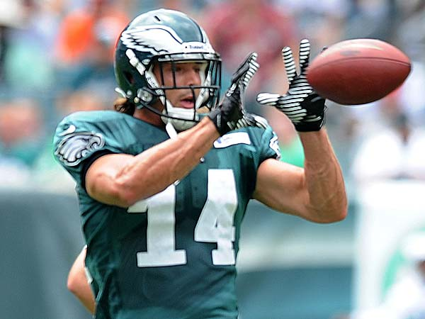 Eagles training camp 2013: What they're saying, Riley Cooper an…