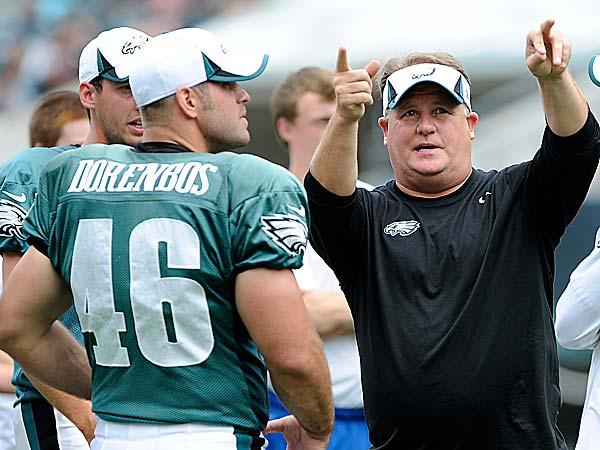Eagles head coach Chip Kelly. (Michael Perez/AP)