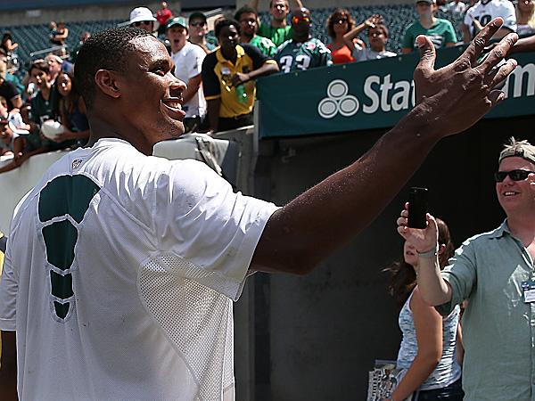 Eagles rookie Matthews rising above draft hype