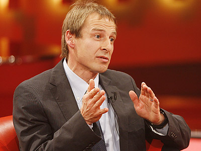 Jürgen Klinsmann has been hired as coach of the U.S. national team. (Hermann J. Knippertz/AP file photo)