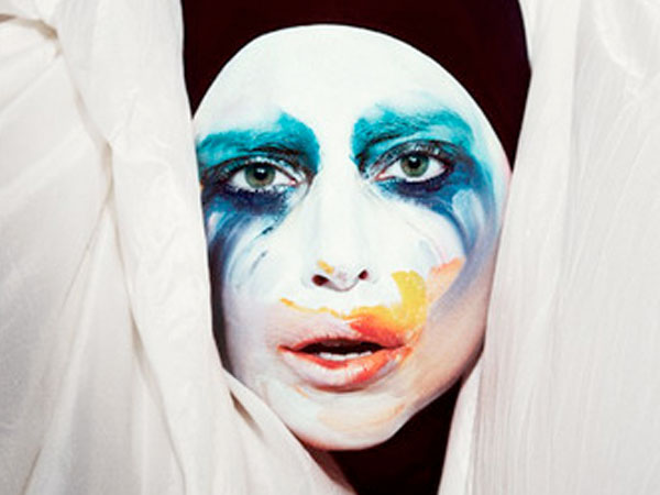 "The cover art for Lady Gaga´s pending single, ""Applause."" (Inez van Lamsweerde and Vinoodh Matadin)"