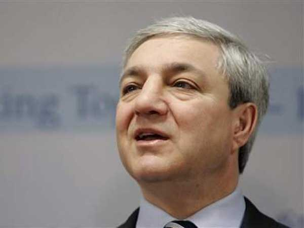 Former Penn State president Graham Spanier (AP file photo)