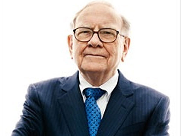 Warren Buffett (Photo from charitybuzz.com)