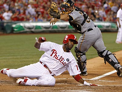 Jimmy Rollins was activated from the disabled list Thursday. (Ron Cortes/Staff Photographer)