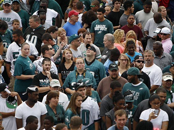 Philadelphia Eagles To Offer Free Wi Fi Nfl Red Zone At